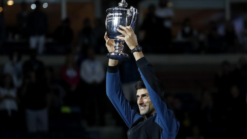 US Open: Novak Đoković gewinnt zum dritten Mal