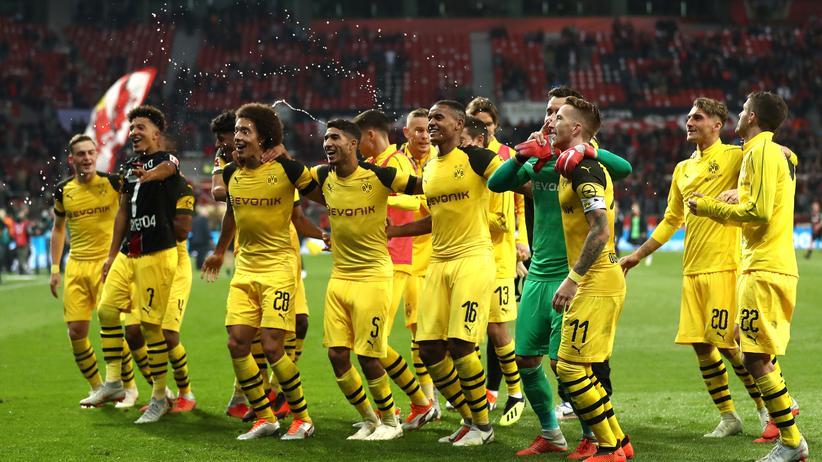Bundesliga-Rückschau: Die Meisterschaft ist vielleicht doch nicht entschieden