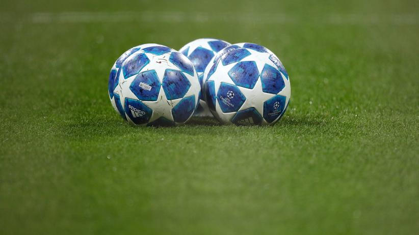 Liveticker: Champions League: Jetzt live: Ajax gegen Tottenham