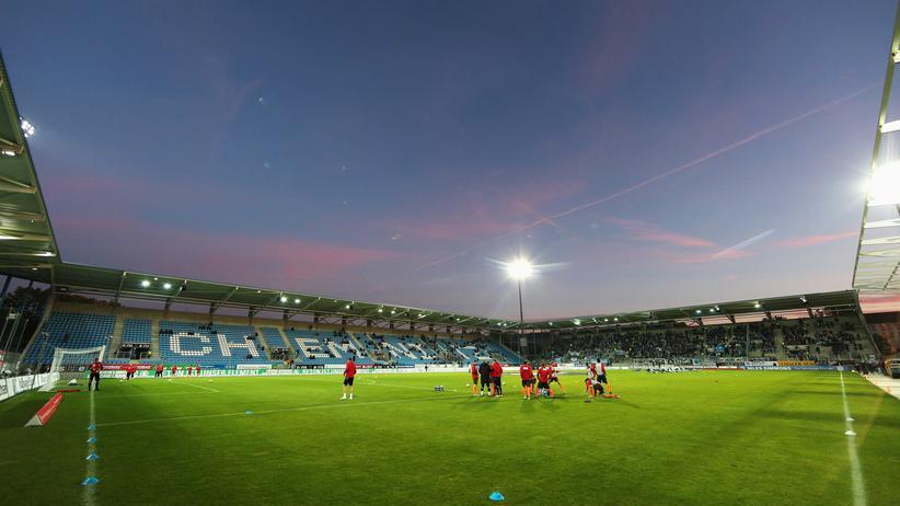 Fußball: Gebt die EM nach Chemnitz!