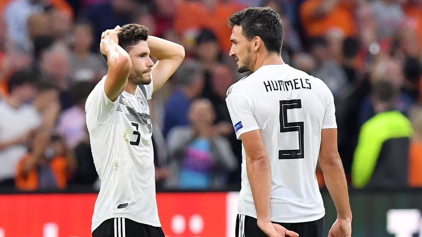 Niederlande – Deutschland 3:0: Nichts hat sich verbessert