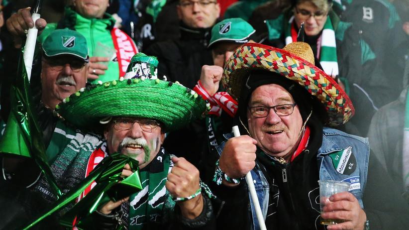 DFB-Pokal: Rödinghausen bleibt ja noch die SPD
