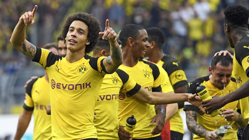 Borussia Dortmund: Axel Witsel und die neue Borussia