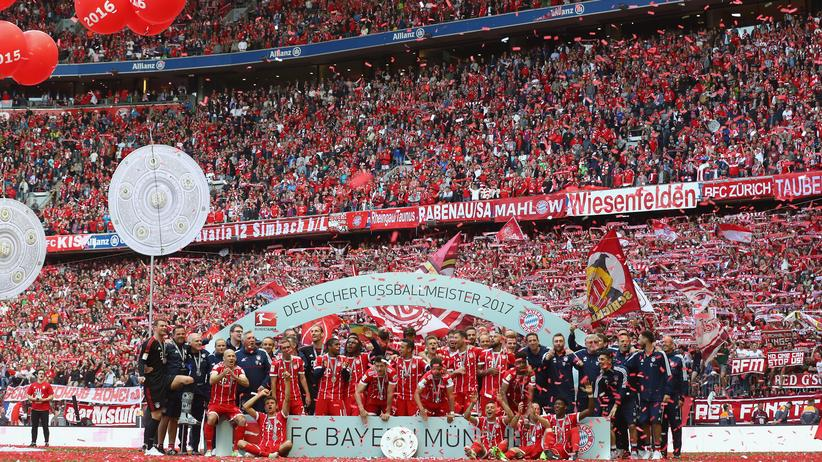 Football Leaks: Das ewige Bild: Deutscher Meister Bayern München (2017)