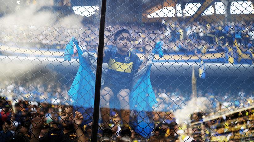 Copa Libertadores: Das wahre, nein, das einzige Derby