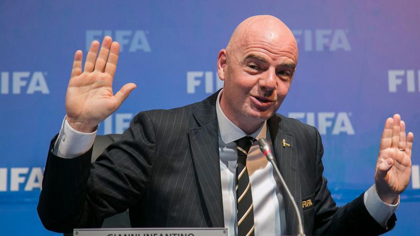 Gianni Infantino: Noch schlimmer als Sepp Blatter
