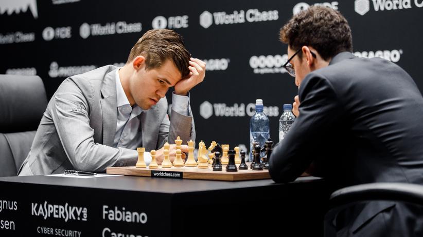 Schach-WM: Mag Magnus nicht mehr?