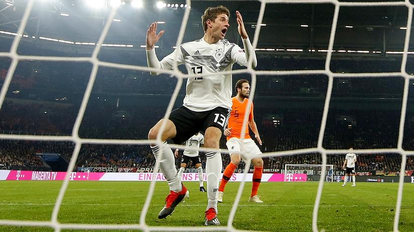 Nations League: Ribbecks Rückkehr