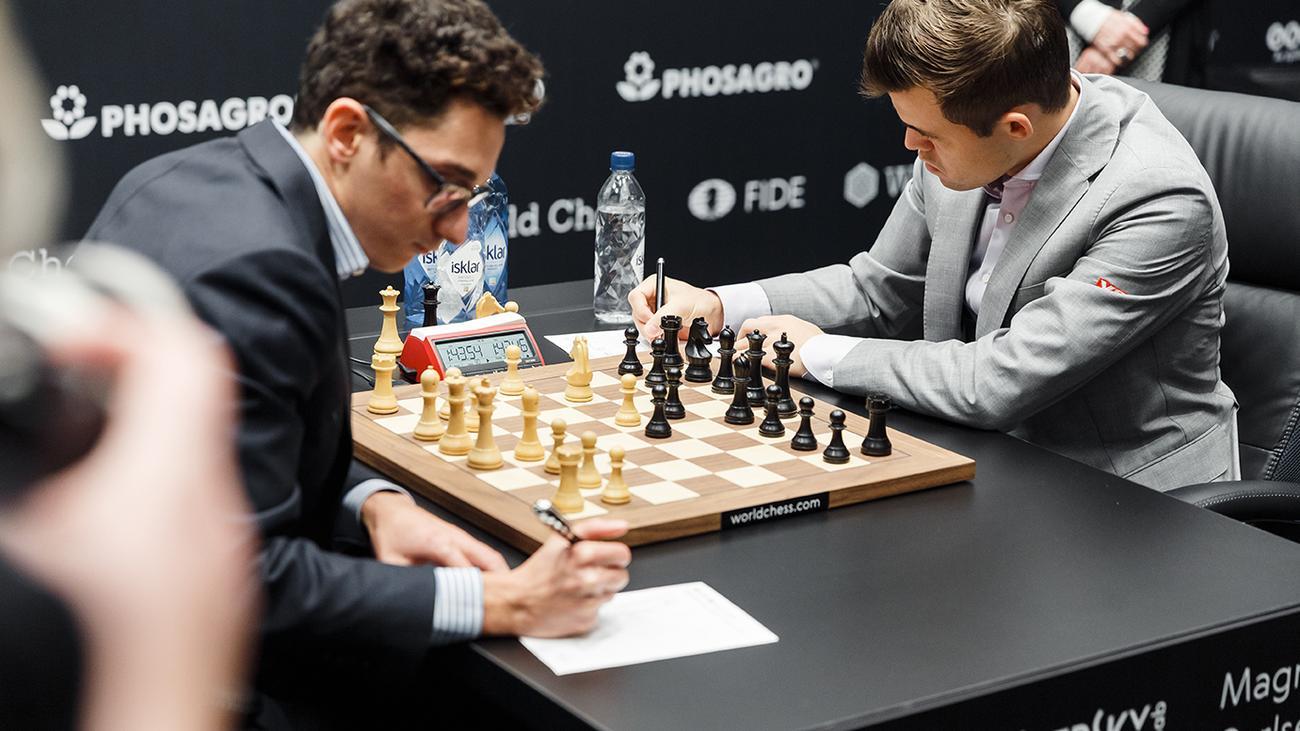 Unentschieden Schach