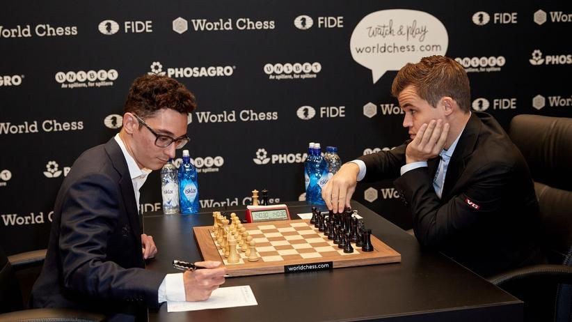 Schach-WM: Tötest du mich nicht, töte ich dich