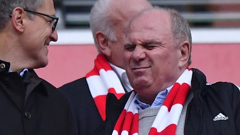 Bundesliga-Rückschau: Schnappatmung bei Uli Hoeneß