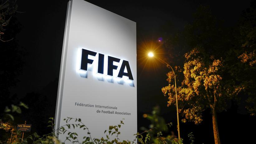 Weltfußballverband: Der Hauptsitz der Fifa in Zürich