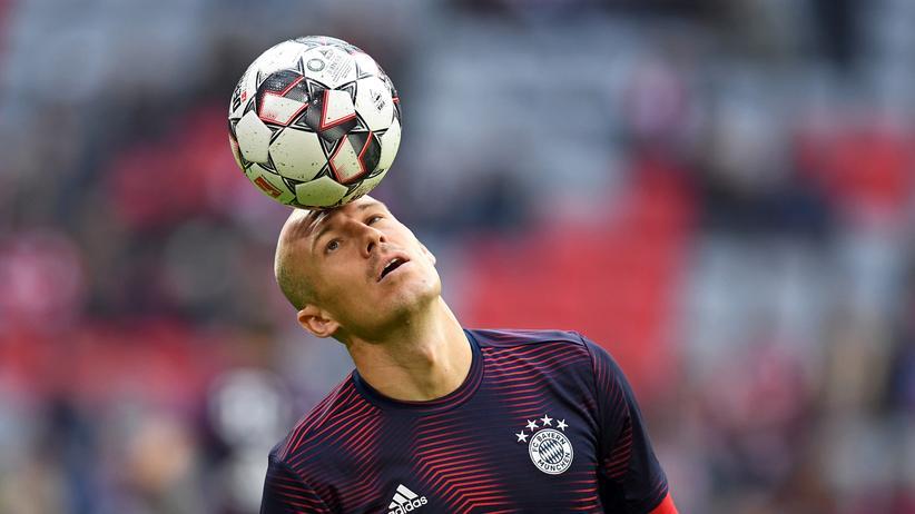 FC Bayern München: Arjen Robben kündigt Abschied an