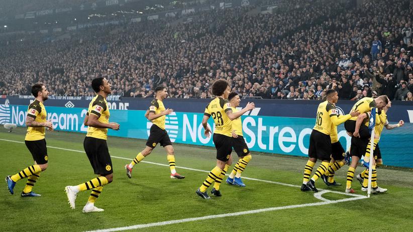 Bundesliga-Rückschau: Sie tragen Gelb und kennen kein Pardon