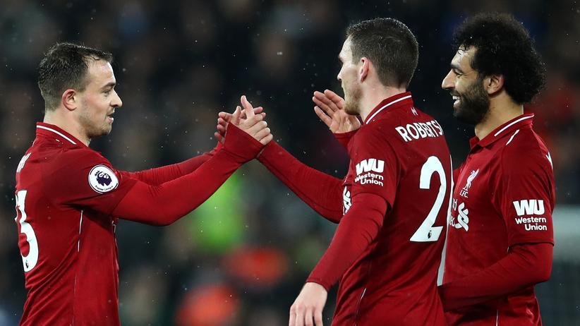 Champions League: Bayern trifft auf Liverpool, Dortmund gegen Tottenham