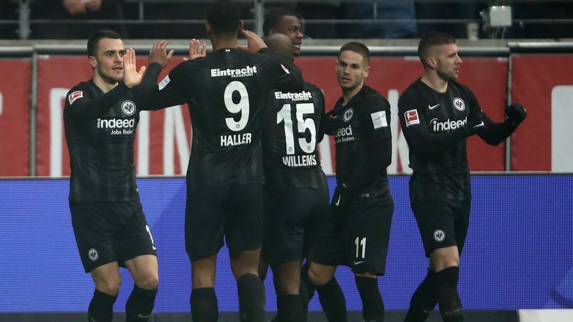 Bundesliga, 15. Spieltag: Frankfurt holt drei Punkte gegen Leverkusen