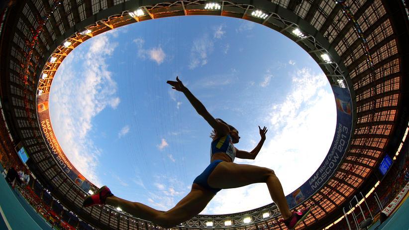 Dopingskandal: Bleiben für den Weltsport gesperrt: russische Leichtathletinnen und Leichtathleten