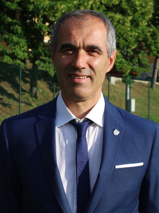 Fußball in San Marino: Paolo Zanotti, Geschäftsführer von SP La Fiorita, dem amtierenden Fußballmeister San Marinos