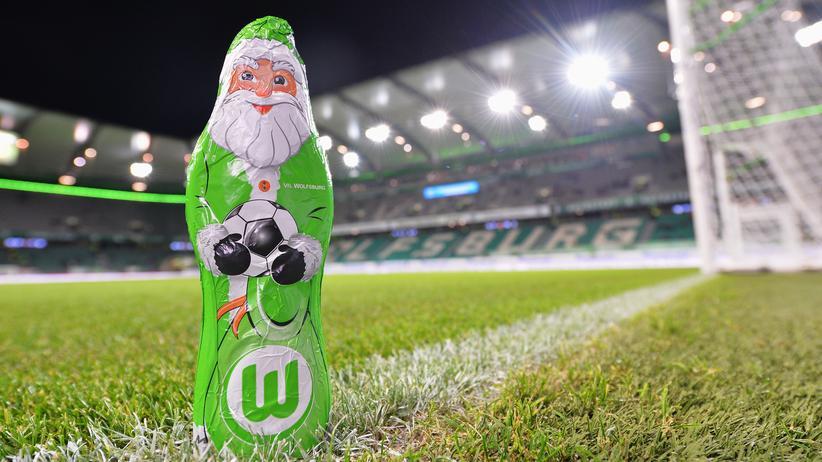 Bundesliga-Vorschau: Hoffentlich ist bald Ostern: ein VfL-Weihnachtsmann