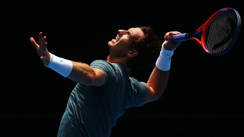 Tennisstar: Andy Murray kündigt Karriereende an