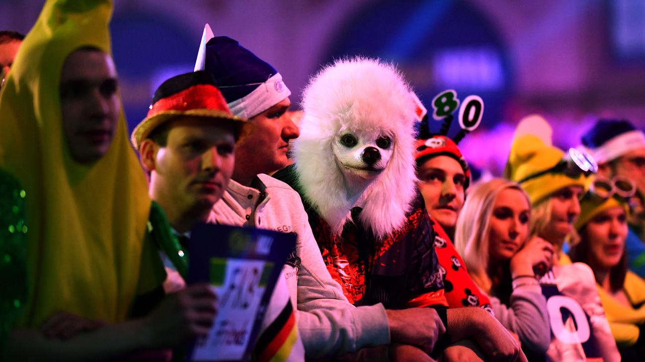Darts World Cup: In the madhouse of sport - International News