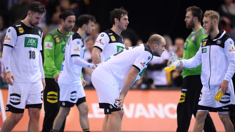 Handball-WM: Deutschland verliert im Halbfinale gegen Norwegen
