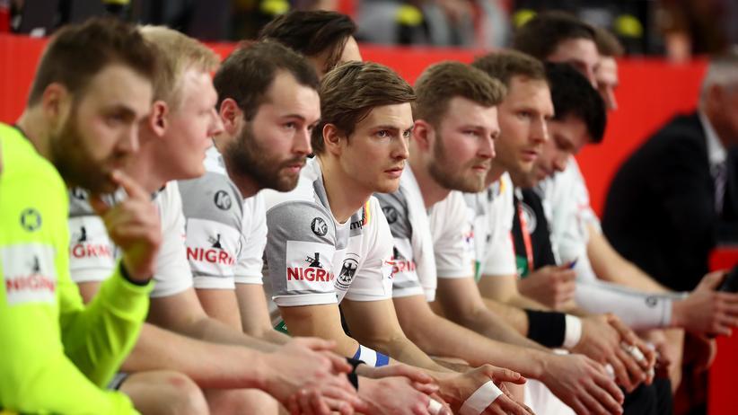 Handball-EM: Wie eine Schülermannschaft
