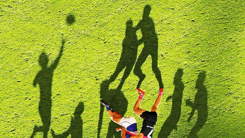 Homosexualität im Sport: Schwul, Sportler und ein komisches Gefühl