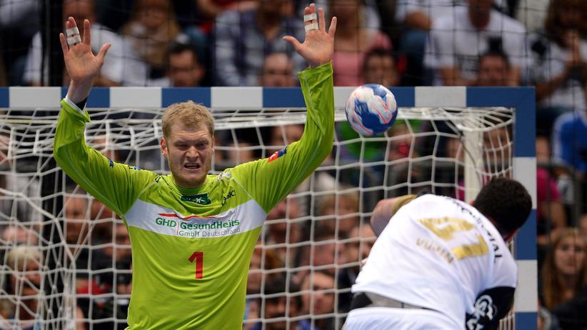 Johannes Bitter: Jogi Bitter spielt für den TVB Stuttgart in der Bundesliga. 2007 wurde er Weltmeister.