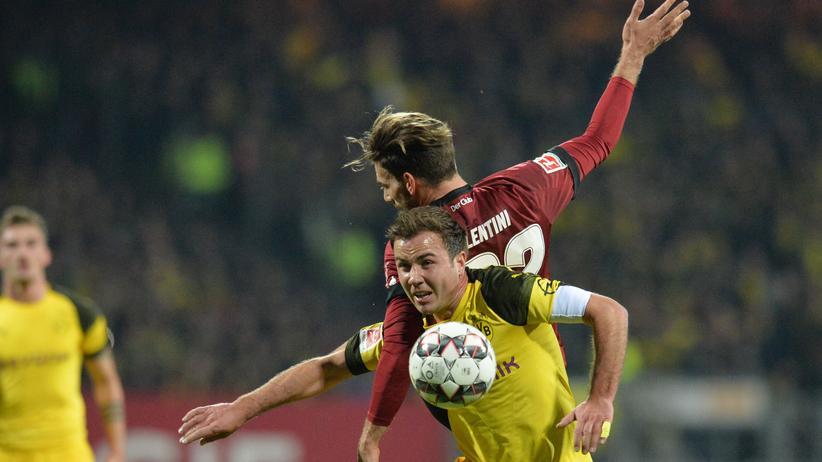 Bundesliga, 22. Spieltag: Dortmund nach Remis nur noch drei Punkte vor Bayern