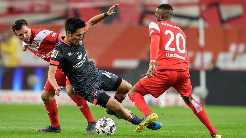 Spieltag 17 Bundesliga