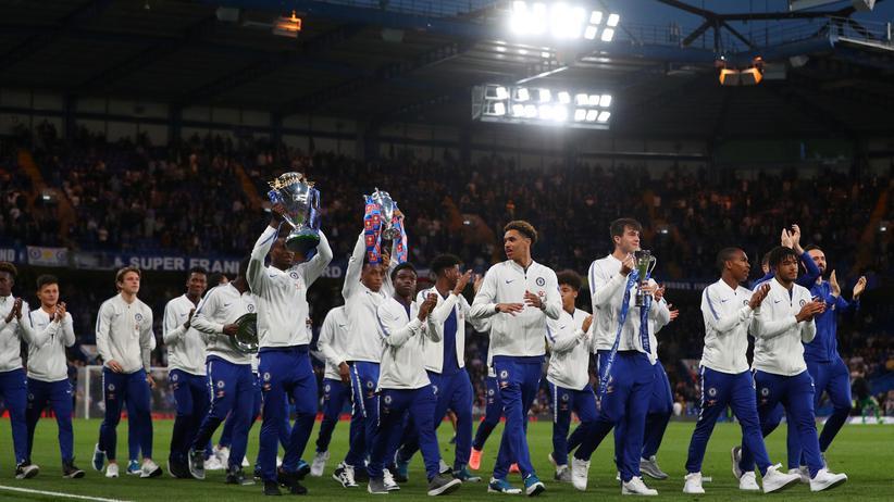 Transfersperre: Chelsea darf keine neuen Spieler verpflichten