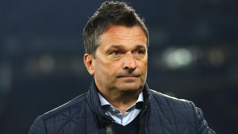 FC Schalke 04: Sportvorstand Christian Heidel kündigt Rücktritt an