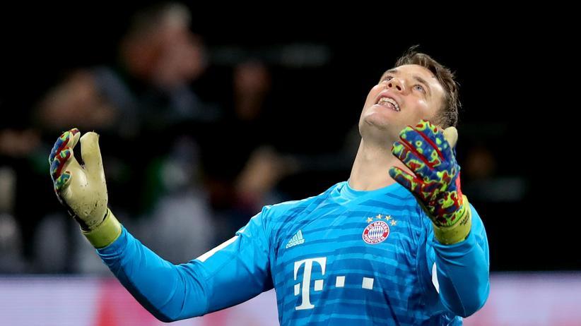 Bundesliga-Rückschau: Die Bayernabwehr muss sich bloß um ein paar Hundert Prozent steigern