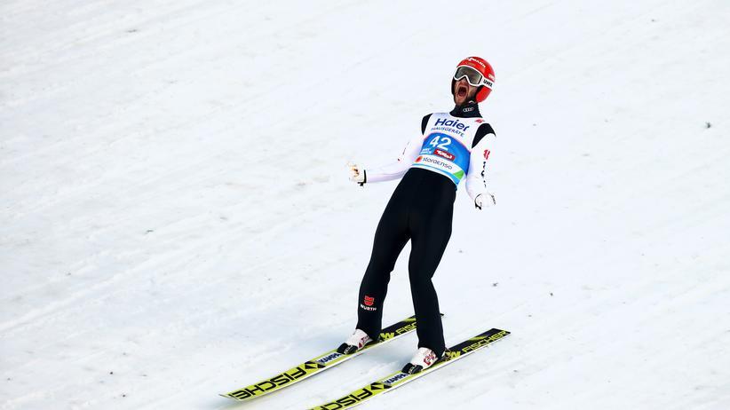 Nordische Ski-WM: Markus Eisenbichler ist Skisprungweltmeister auf der Großschanze