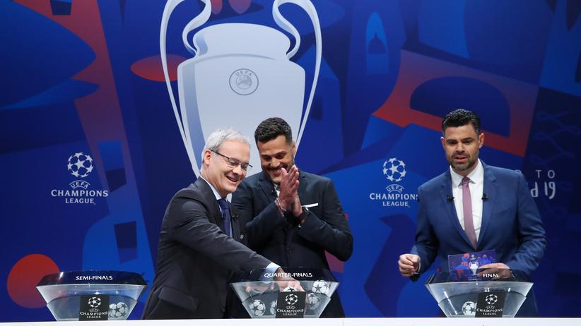 Champions League: Liverpool trifft auf Porto, Tottenham spielt gegen Manchester City