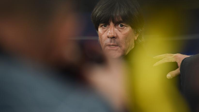 Joachim Löw: Er geht voll auf Risiko