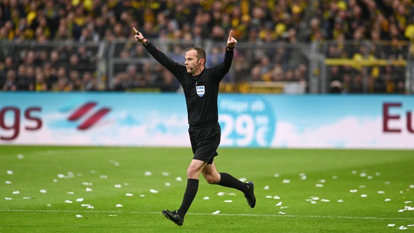 Regeländerungen im Fußball: Der Bundesliga-Schiedsrichter Marco Fritz