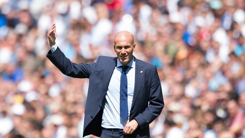 Spanien: Zinédine Zidane kehrt zu Real Madrid zurück