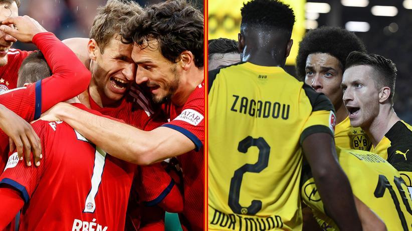 Bayern gegen Dortmund: Das wichtigste Bundesliga-Spiel seit sieben Jahren