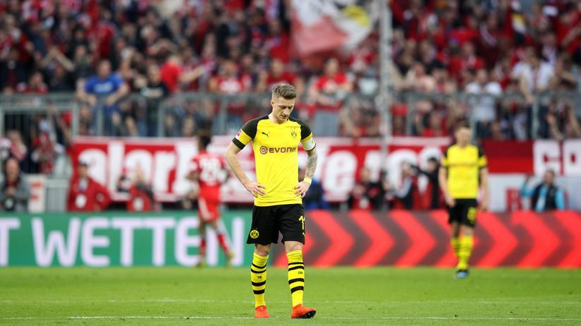 Bundesliga-Rückschau: Will man Meister werden, wenn man 0:5 verliert?