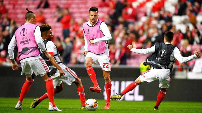 Europa League live: Live: Schafft Frankfurt es doch?