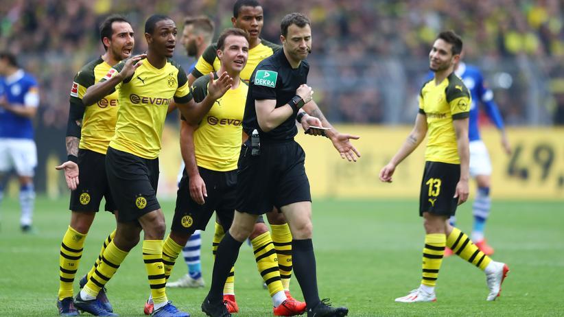 Bundesliga-Rückschau: Der falsche Elfmeter von Dortmund