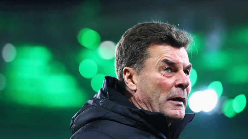 Fußball-Bundesliga: Dieter Hecking verlässt Mönchengladbach zum Saisonende