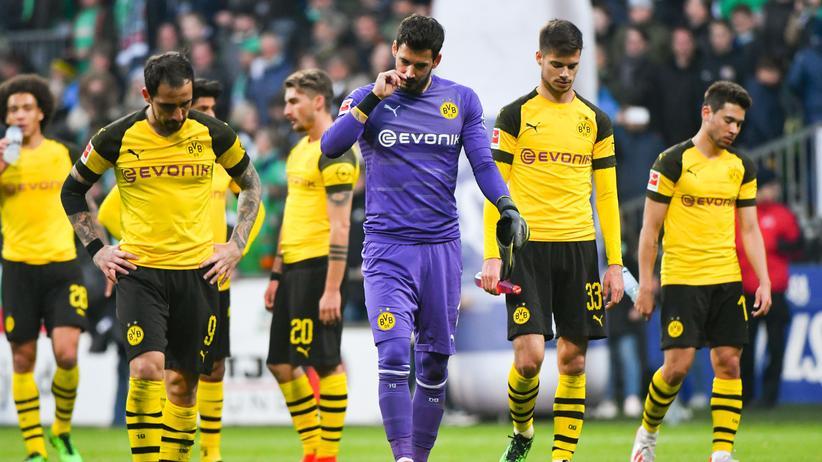 Bundesliga-Rückschau: Hilfe, wir konnten Meister werden