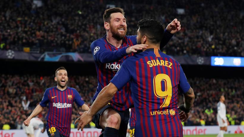 Champions League: Liverpool scheitert an Messi