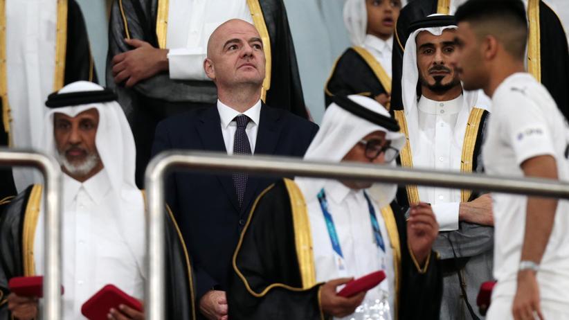 FIFA: Weltfußballverband erweitert WM 2022 nicht auf 48 Teams