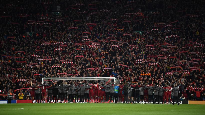 Champions League: Fußball, du schönes Spiel!