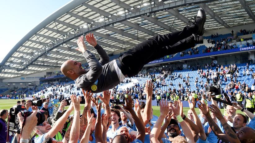 Premier League: Pep Guardiola hat doch recht