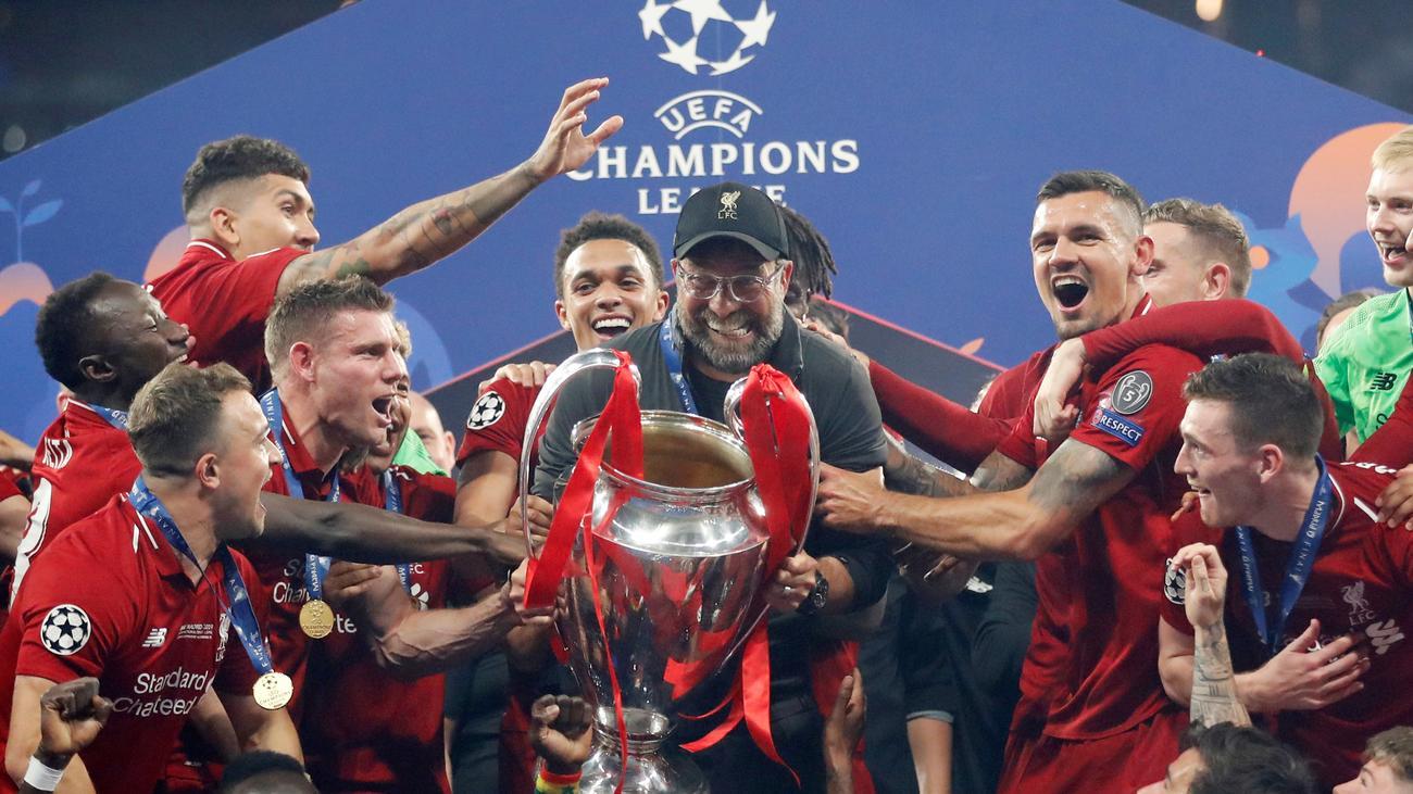 Wer Hat Das Champions League Finale Gewonnen